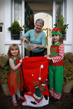 Santa's Elves Help NI Water Shed Some Fat