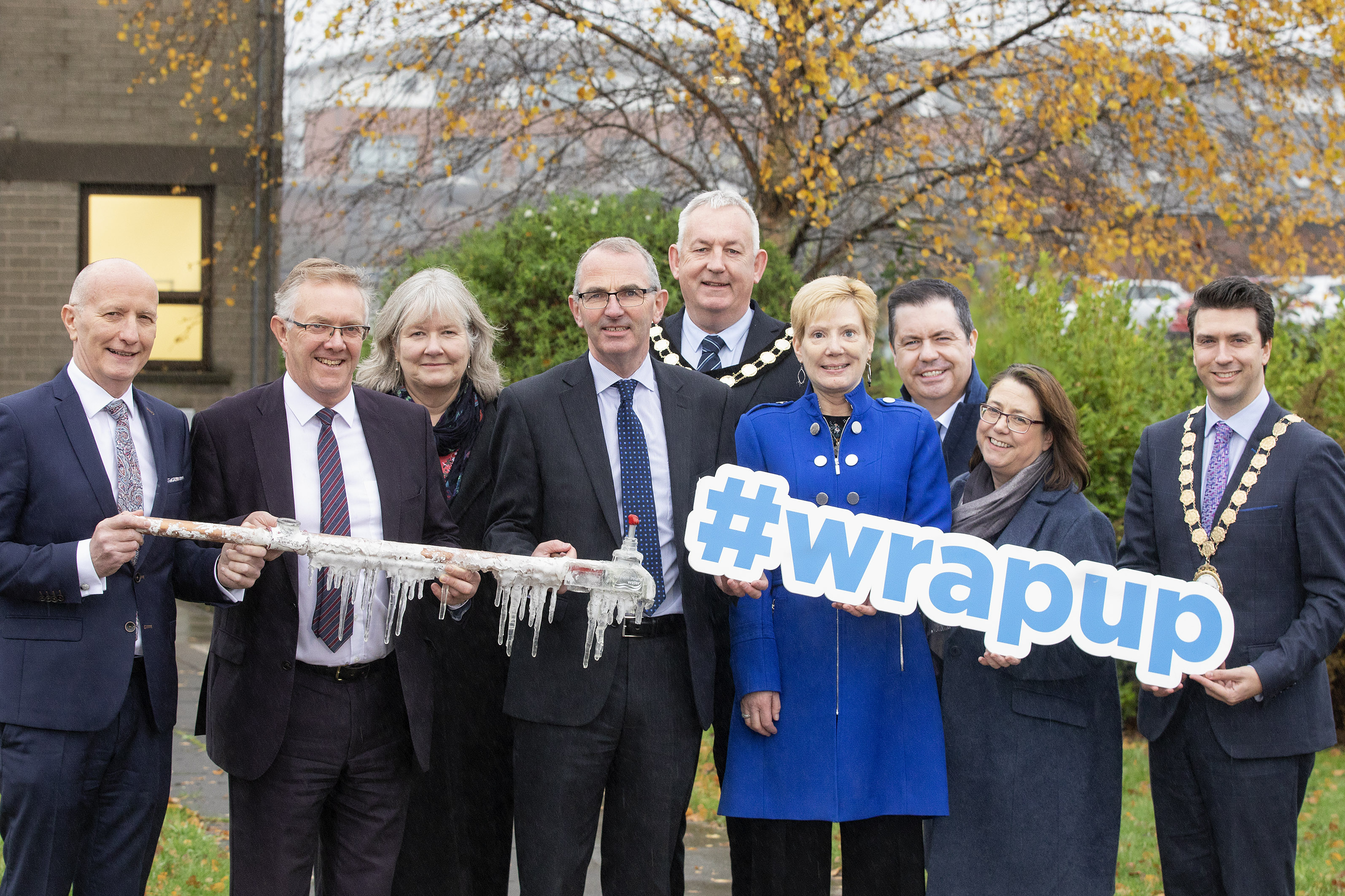 Organisations Urge Public to 'Wrap Up Their Homes' this Winter